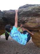 Rock Climbing Photo: Kansas bouldering.