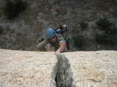 Rock Climbing Photo: Valley of the Moon
