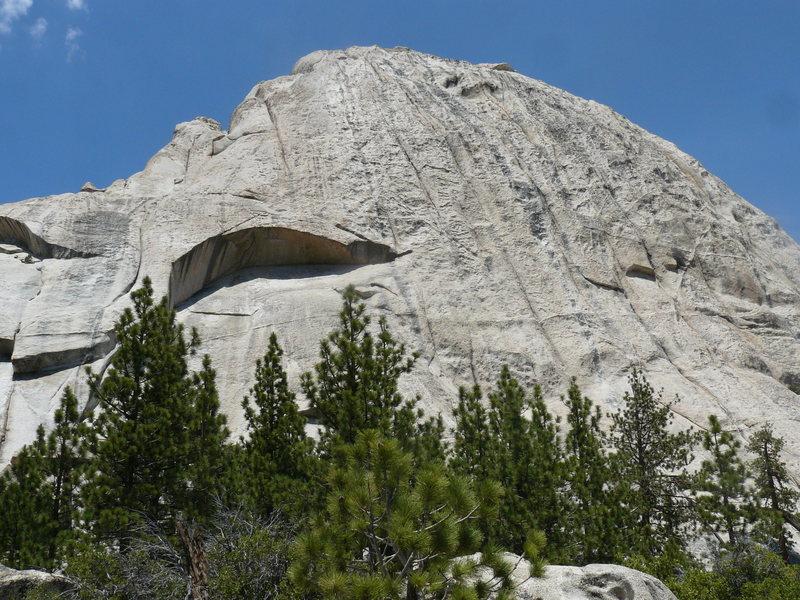 Rock Climbing Photo: Bart Dome