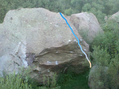 Rock Climbing Photo: Dry Ice.