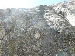 Rock Climbing Photo: The Vernacular
