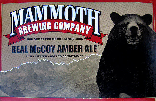 It get's warm at the Hills. Be sure to stock up on plenty of Mammoth Beer in town.<br> Photo by Blitzo.
