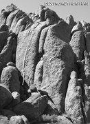 """Rock Climbing Photo: """"Dextromethorphan"""". Photo by Blitzo."""