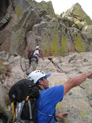"Rock Climbing Photo: ""It's a bird...it's a plane...!""  I have..."