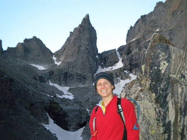right before beginning alpine adventure #1