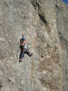 Rock Climbing Photo: at the monastery