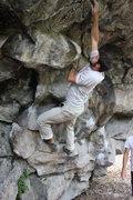 Rock Climbing Photo: Climbing at Alderfer