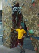 Rock Climbing Photo: The Mastadon at the Phoenix Rock Gym