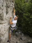 Rock Climbing Photo: Nice Crimps