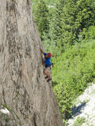Rock Climbing Photo: Stayin socially real...