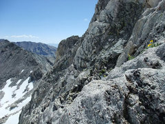 Rock Climbing Photo: Looking to the E