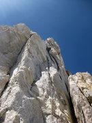Rock Climbing Photo: 5.9 variation