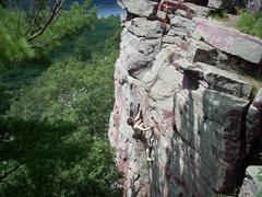 Rock Climbing Photo: John K.