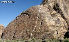 "Rock Climbing Photo: ""Unknown"". Photo by Blitzo."