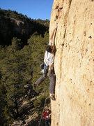 Rock Climbing Photo: M&M's