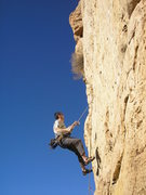 Rock Climbing Photo: M&M's - blowing the Onsight...