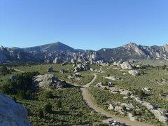 Rock Climbing Photo: The City of Rocks