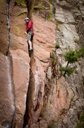 Rock Climbing Photo: Chris Plesko climbing Funeral March. Photo by By J...