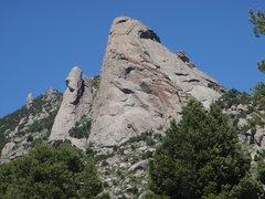 Rock Climbing Photo: Steinfelds Dome