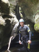 Rock Climbing Photo: Canyoneering - Sun Dance Canyon, Camp Verde AZ