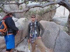 Rock Climbing Photo: nice rack