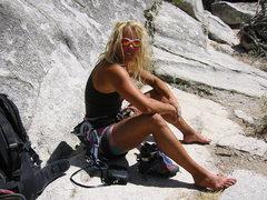 Rock Climbing Photo: Chillin' at City of Rocks