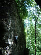 Rock Climbing Photo: Pictured Rocks
