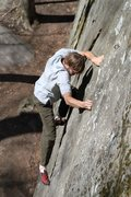 Rock Climbing Photo: Photo by: Matt Guempel  Free solo of the Garden Ro...