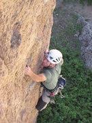 Rock Climbing Photo: DI on AED