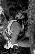 Rock Climbing Photo: Bill Price.