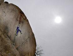 Rock Climbing Photo: Todd Gordon.