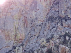Rock Climbing Photo: close up of MDW