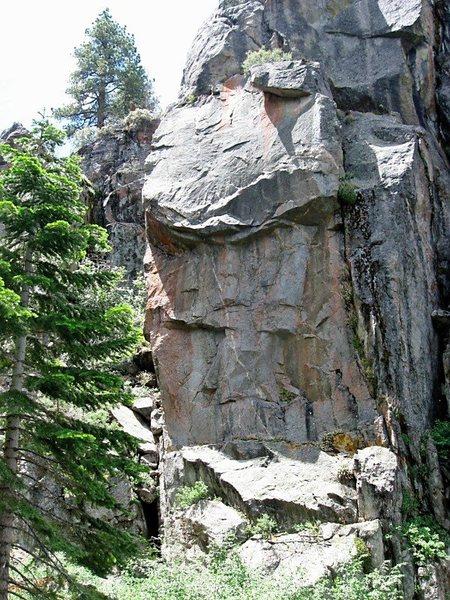 20 minute crag