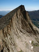 Rock Climbing Photo: Arrowhead from the Arrowhead Arete on McHenry's.