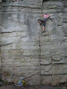 Rock Climbing Photo: on Laurel