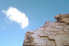 Rock Climbing Photo: Rattle Snake