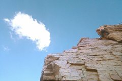 Rock Climbing Photo: rattlesnake