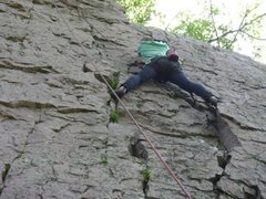 Rock Climbing Photo: one of my favorites.