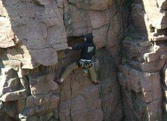 Rock Climbing Photo: uhf