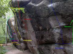 Rock Climbing Photo: Stein West.