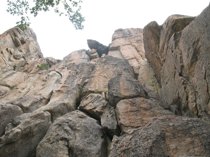 Castle Rock - Southeast Face, Big Bear