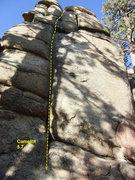 Rock Climbing Photo: Camelot
