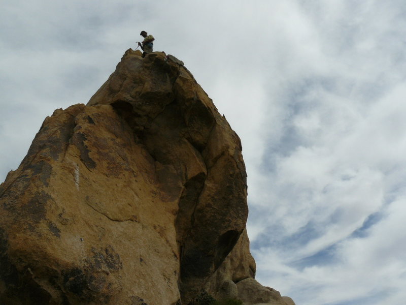 Rock Climbing Photo: Mel Gibson Spire of Tranquility