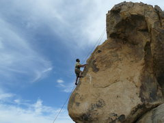 Rock Climbing Photo: Sugartits.