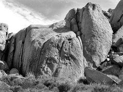 Rock Climbing Photo: Truffle Tower. Photo by Blitzo.