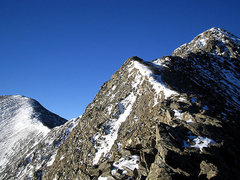 Rock Climbing Photo: Torrey's to Gray's.