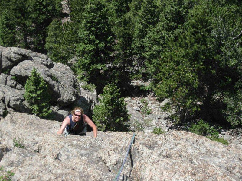 Rock Climbing Photo: Generic photo
