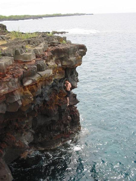 Big Island traverse
