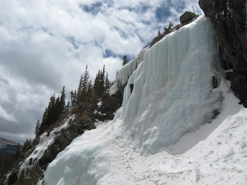 Lincoln Falls in May!