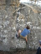 Rock Climbing Photo: Ring My Bell HP 40